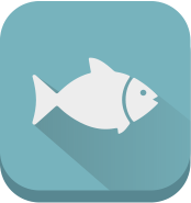 icon of fishing